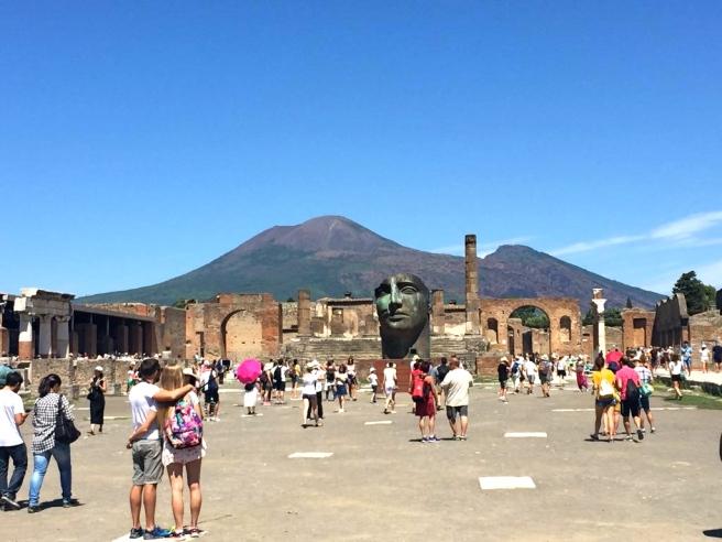 Discovering Pompeii