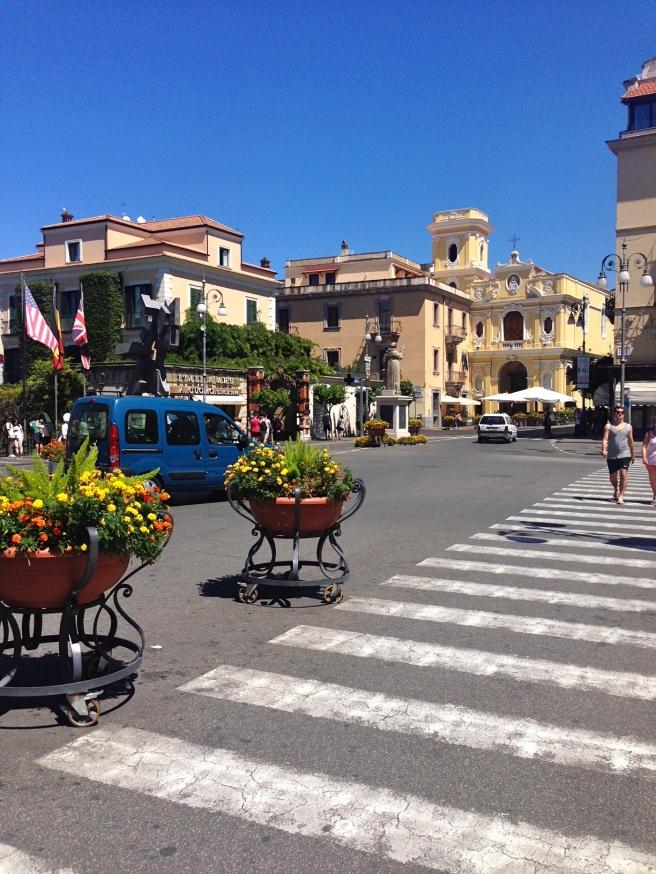 Town Centre, Sorrento Italy