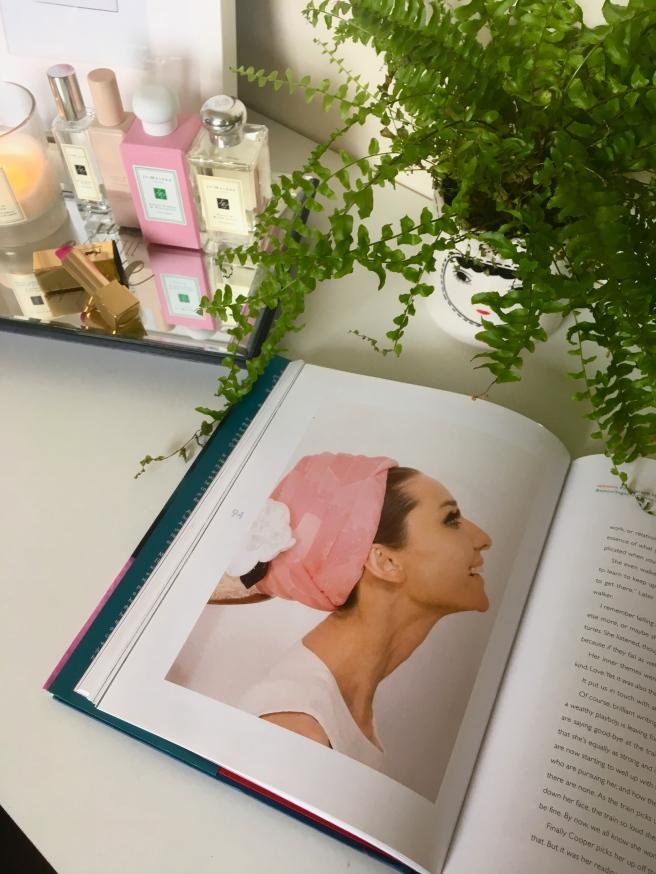 The book An Elegant Spirit by Sean Hepburn Ferrer