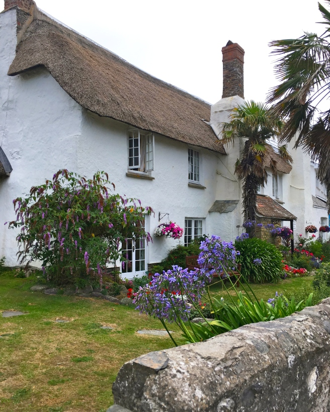 Thatched Cottage in Croyde