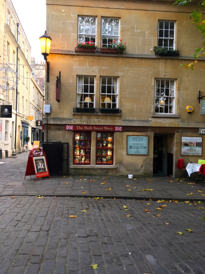 Bath Sweet Shop