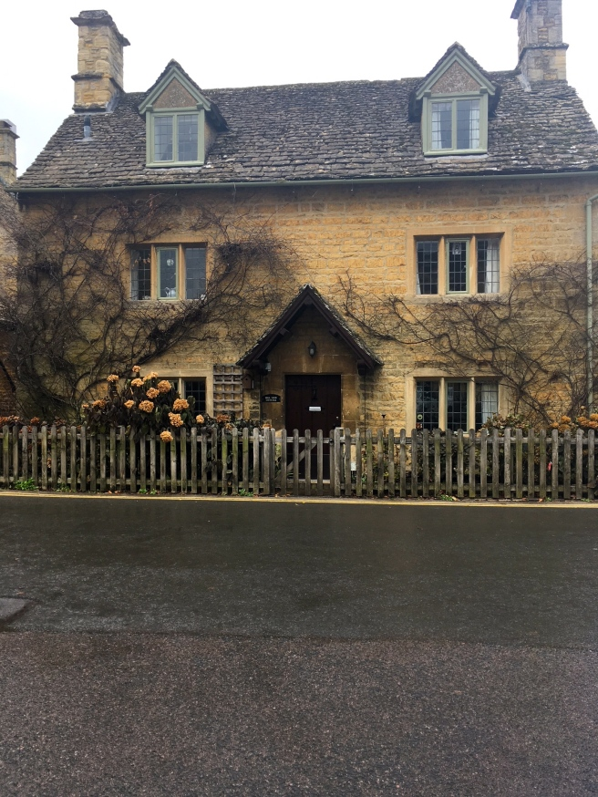 Cute House in the Cotswolds