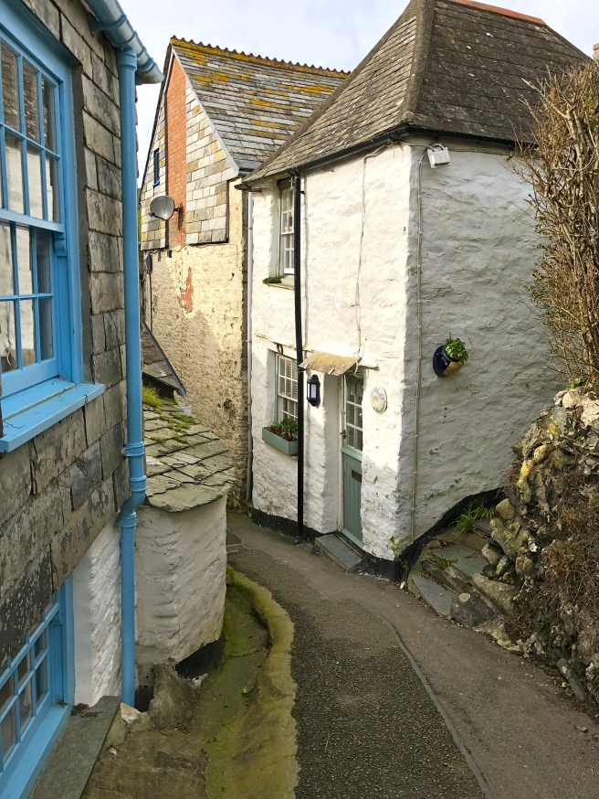 Streets of Port Isaac