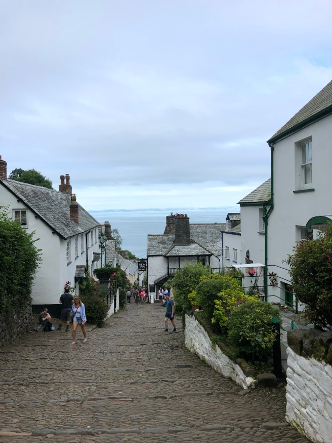 Clovelly, England