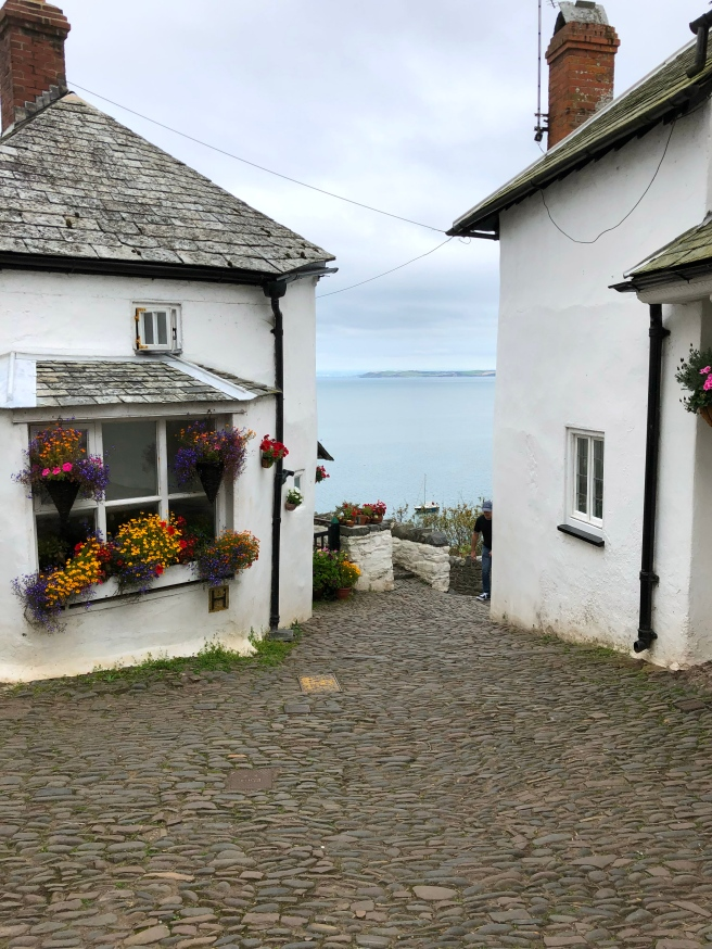 Old doctors surgery Clovelly