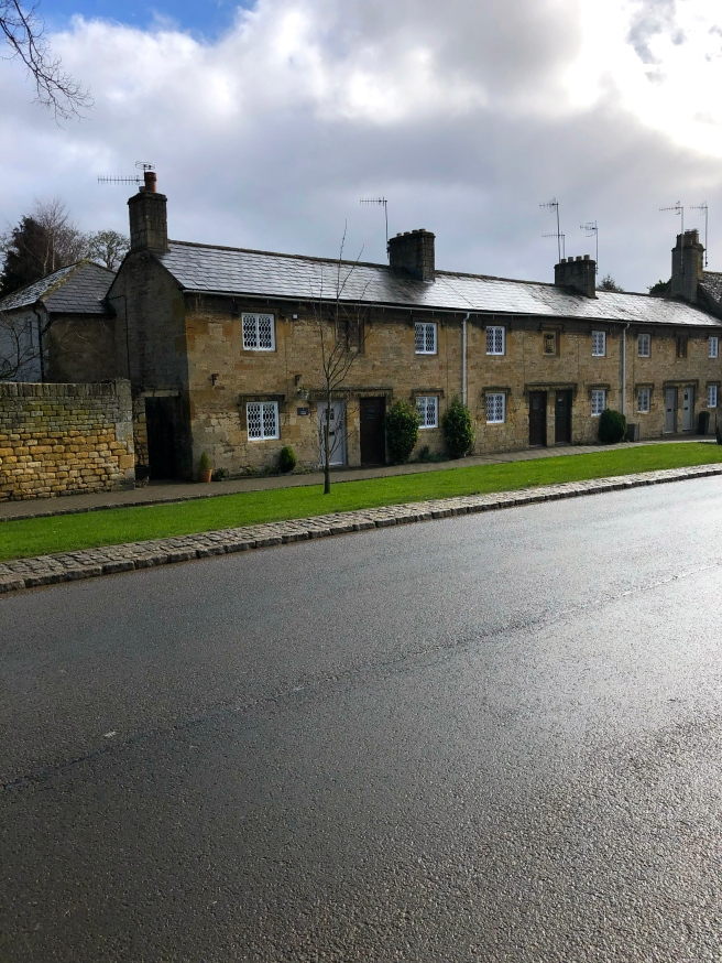 Chipping Campden houses