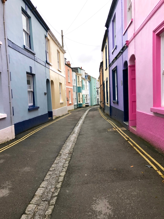 Pink house Appledore
